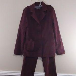 Sag Harbor Dress Suit. 2Pc. Size 8